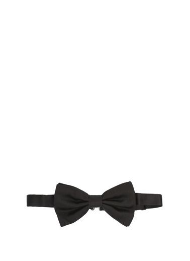 Dolce&Gabbana Dolce&Gabbana  Erkek İpek Papyon 101362069 Siyah